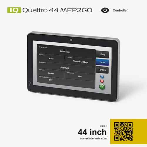 Scanner Contex Indonesia IQ Quattro 44 MFP2GO 44 inch Controller